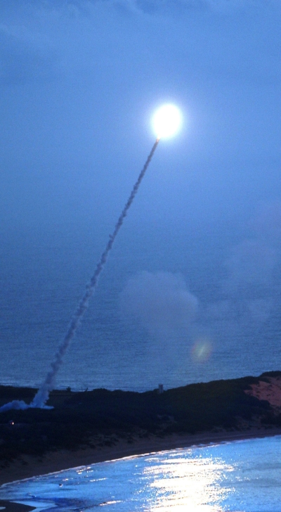 Peninsula Missile Launch