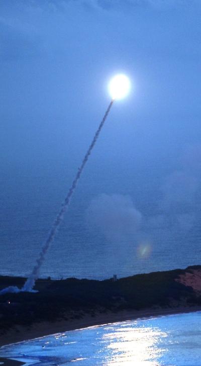 Peninsula Missile Launch